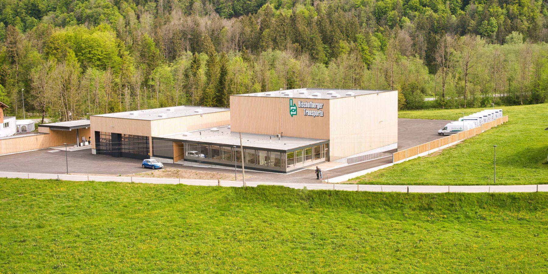 bischofberger-transporte-unternehmensgebäude